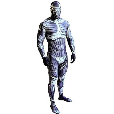 Amazon.com: Morphsuits Original gris Crysis Nano adultos ...