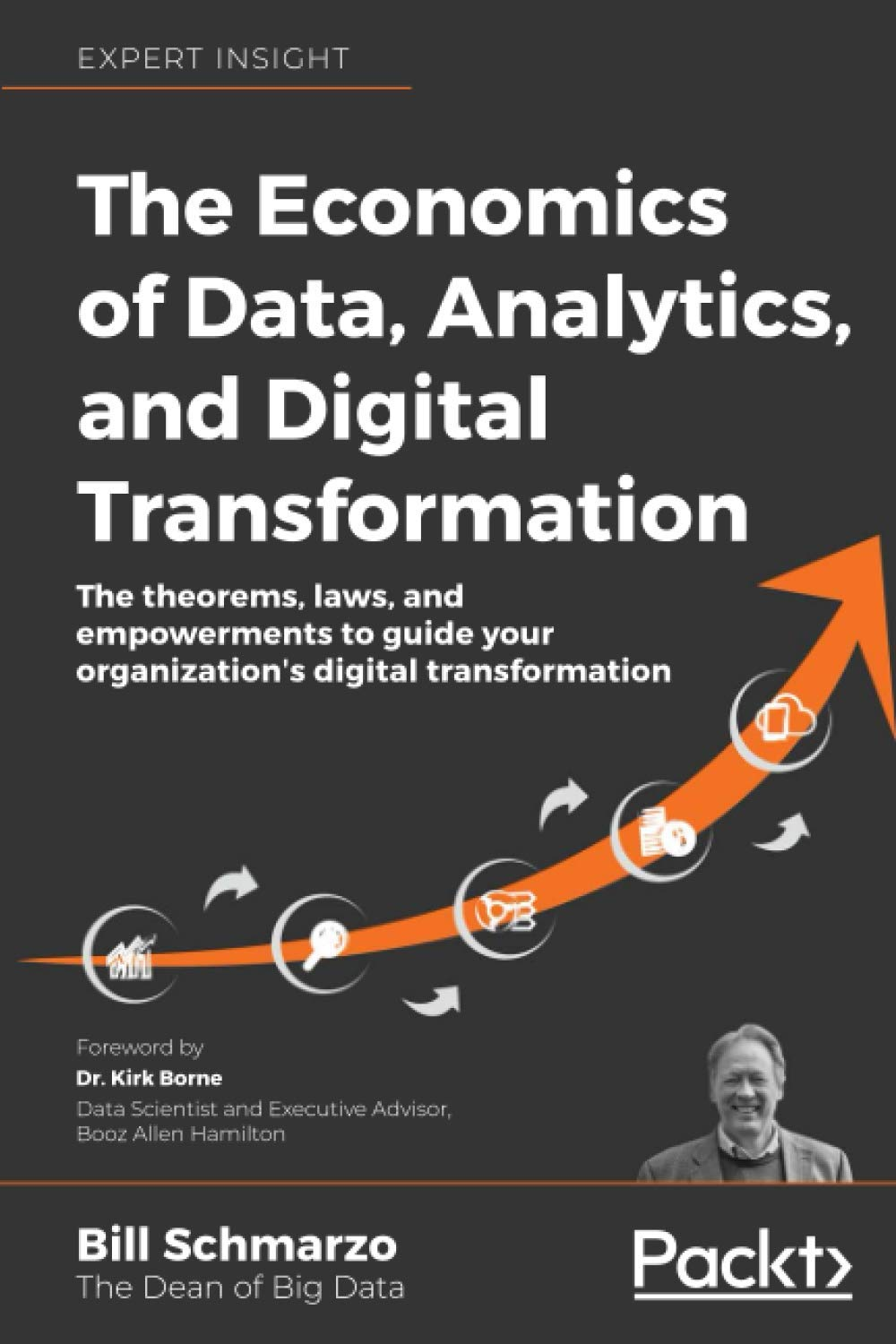 The Economics of Data, Analytics, and Digital Transformation: The theorems, rules, and empowerments to steer your company's virtual transformation