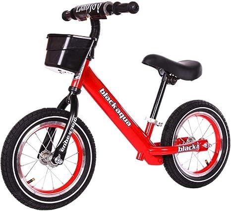 XIAOHUANG 12 Pulgadas de los niños Bicicleta de Equilibrio, Corta ...