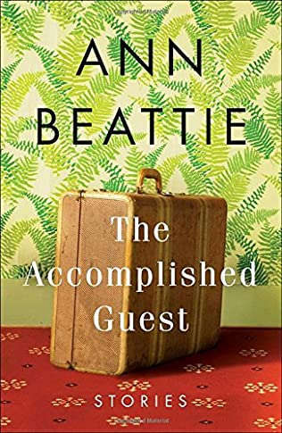 book cover of The Accomplished Guest