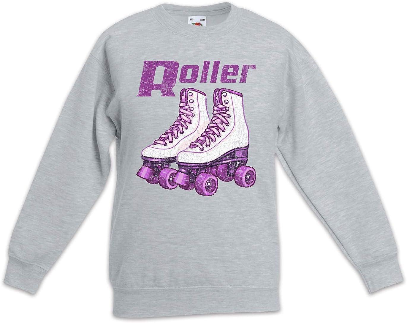 Urban Backwoods Roller Skates Roller Bambini e Ragazzi Ragazze Felpa Pullover Maglione