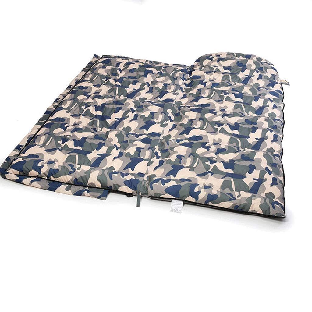 RXF Im Freien Erwachsenes Schlafsack-Ultra Helles Warmes Tarnungs-Haar für für für den Innengebrauch oder im Freien kampierend und Wandern und Fischen reisend B07GXK1HQN Schlafscke Beliebte Empfehlung 700b8b