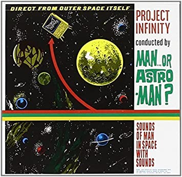 man or astroman project infinity