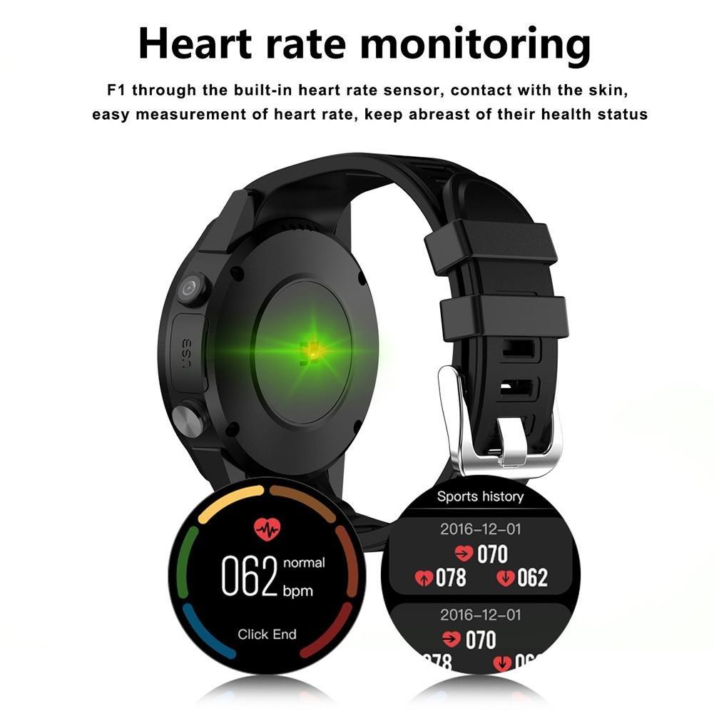 Amazon.com: GPS Bluetooth 4.0 Smart Sports Watch Fitness ...