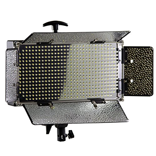 Ikan ID500-V2 Led Light w/Touchscreen by Ikan