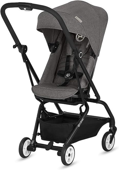 Love ultracompacta aprox. 4 a/ños Cybex Gold desde el nacimiento hasta 17 kg Silla de paseo Eezy S Twist asiento giratorio 360/°