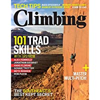 1-Yr. Climbing Magazine Subscription