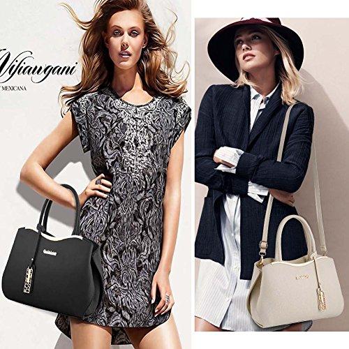 Mutil Borsa Donna a tasche AVERIL borsa Handbag Tote grigio Shoulder a mano Bag con Bag Spalla G Borse SEZXS