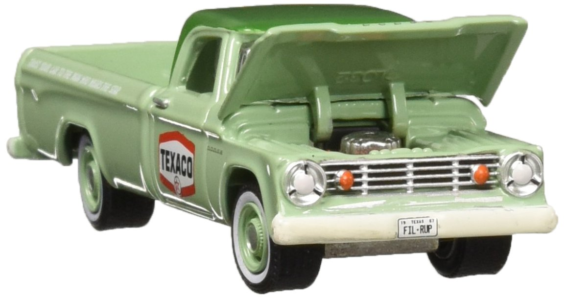 Greenlight 1 64 Running On Empty Series 1 1967 Dodge D 100 TEXACO Diecast Vehicle