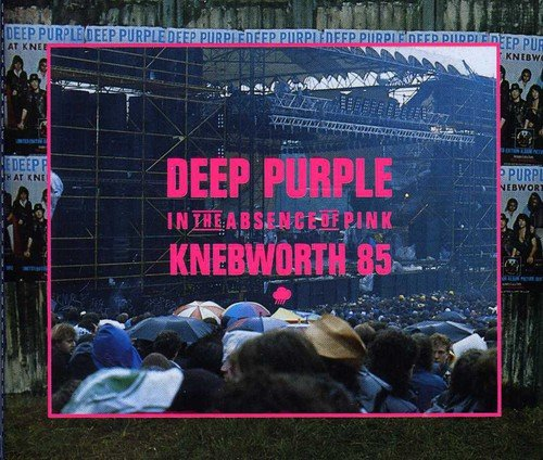 In the Absence of Pink - Knebworth 1985