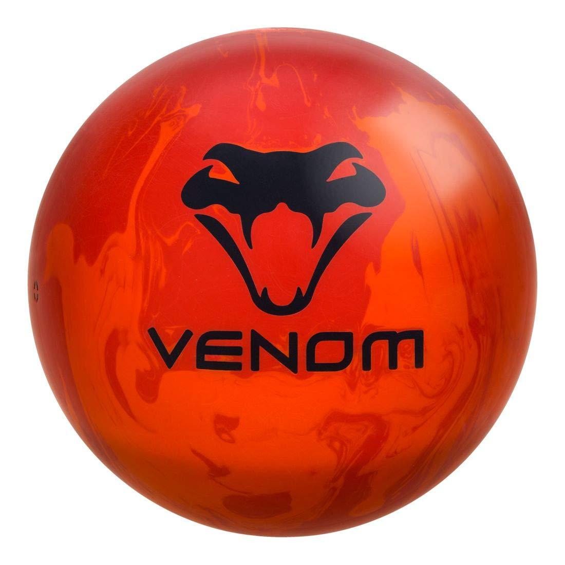 Motiv Venom Recoil Bowling Ball- 2-Tone Orange 13lbs