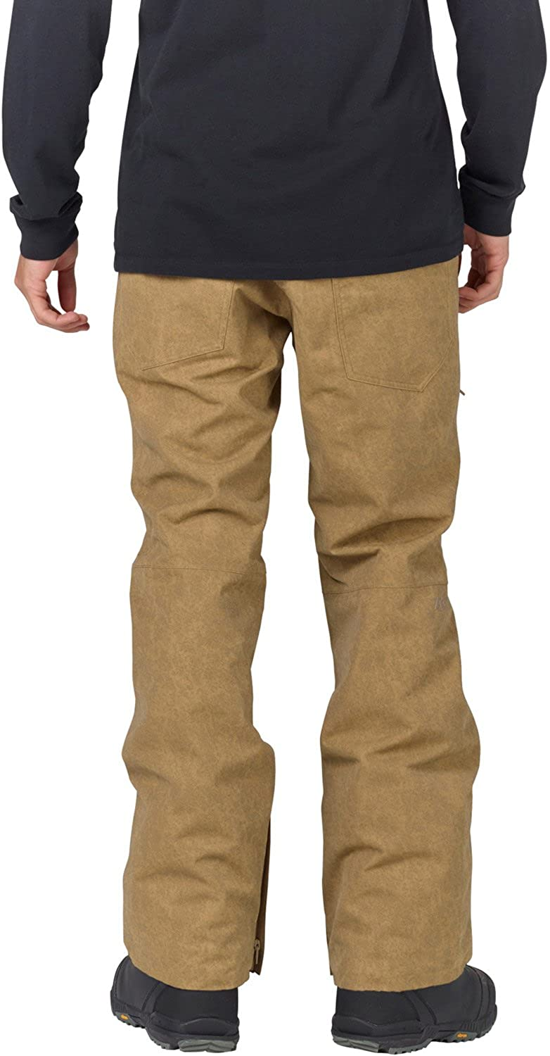 a1eb7c2da820 Amazon.com  Analog - Mens Thatcher Snow Pants 2018