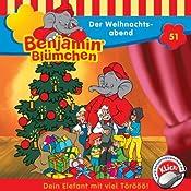 Der Weihnachtsabend (Benjamin Blümchen 51) | Elfie Donnelly