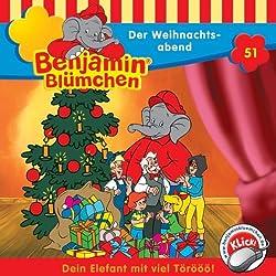 Der Weihnachtsabend (Benjamin Blümchen 51)