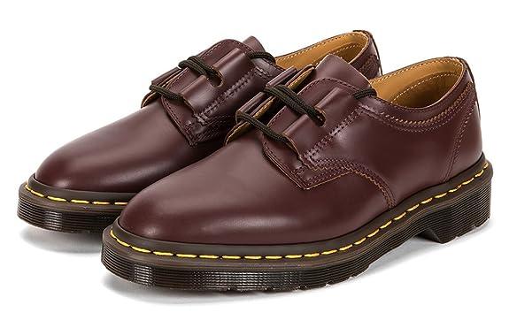 Amazon.com | Dr. Martens 1461 Ghillie Oxford Shoes, R22695601, Oxblood, UK 7  (US Men's 8 Women's 9) | Oxfords