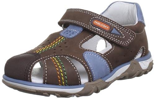 022e15101 Pablosky 006793 - Sandalias de cuero niño