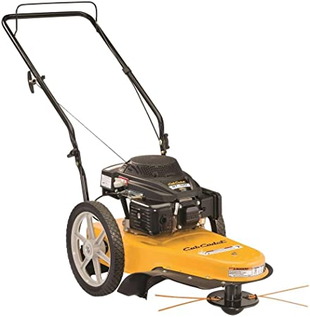 Amazon.com: Cub Cadet 22 en. 159 CC gas WALK-BEHIND Cadena ...