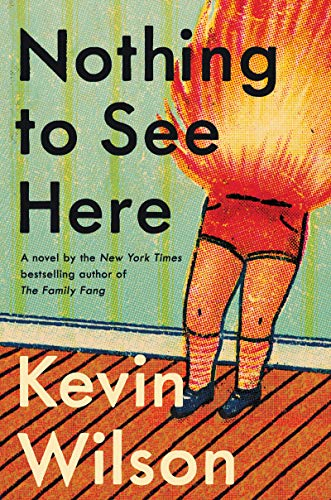 Book Cover: Nothing to See Here