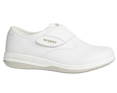 Oxypas, Damen Clogs & Pantoletten , weiß - weiß - Größe: 42 EU