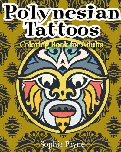 Religious Tattoos Designs (Polynesian Tattoos: Coloring Boook for Adults (polynesian coloring book) (Volume 2))