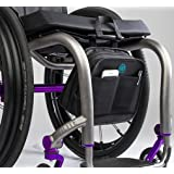 Bodypoint Wheelchair Mobility Bag, Black