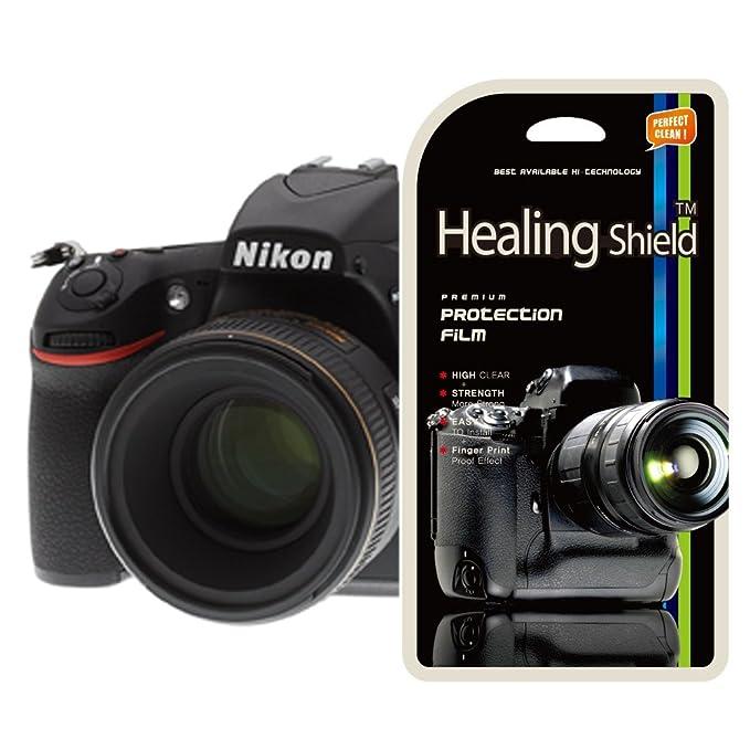 Amazon com: [Healingshield] Nikon D810 High Clear Type LCD