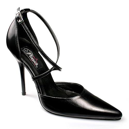Milan Alto 45 Mujer Pleaser 35 42 Sexy Tamaño Zapatos De Tacón rCxtBdsQh