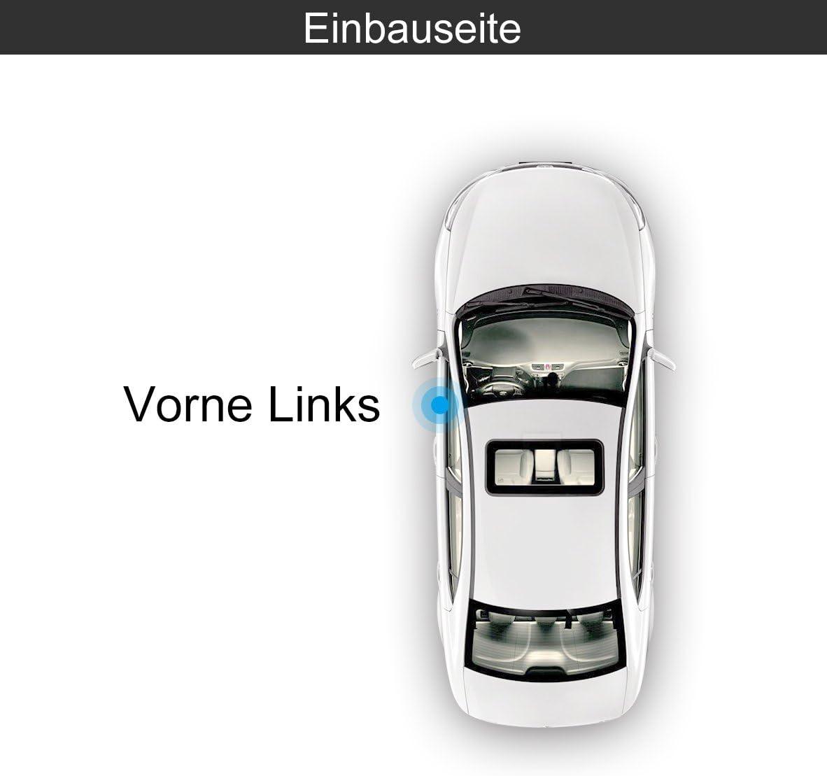 Fensterheber Ohne Motor Vorne Links f/ür Mondeo IV BA7 2007-2015 7S71A23200BG