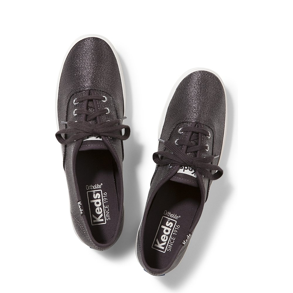 Keds Women's Champion Lurex Fashion Sneaker - - - Choose SZ color 8e8297