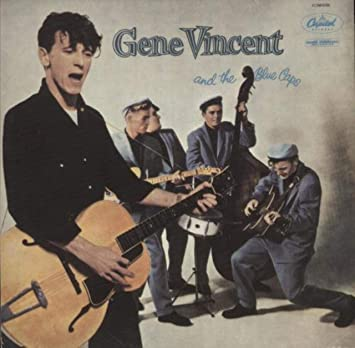 Amazon | Gene Vincent And The Blue Caps | Gene Vincent | ミュージック | 音楽