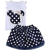 IBTS-Baby Care ibtscartoon Minnie Mouse Los ni/ños vestidos de princesa para beb/é ni/ñas