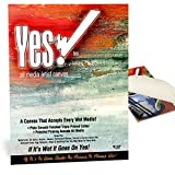 Yes! Canvas Pad 16x20''