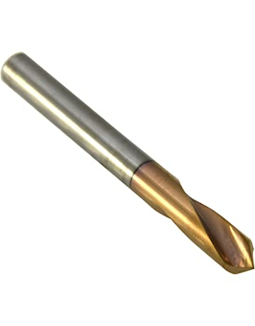 Carbide DBL 1 in Flute Drill NC Spotting Bright Finish Morse Cutting Tools 54777 120/° Point