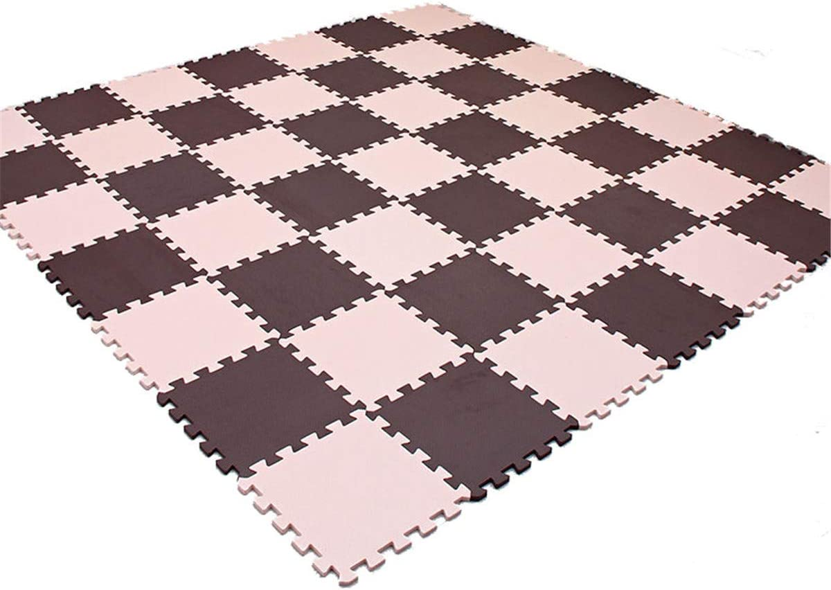 Blue,18 Tiles 11.8 x 11.8 Inch Puzzle Exercise Mat Cozylkx Baby Foam Play Mat EVA Foam Interlocking Floor Tiles for Protective /& Nursery