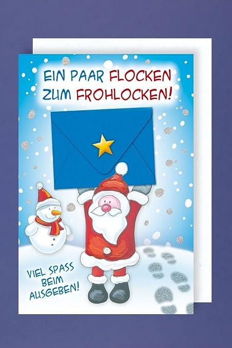 Geldkarte Glückwunschkarte Karte Glückwünsche Geldgeschenk Geburtstag Wichtel