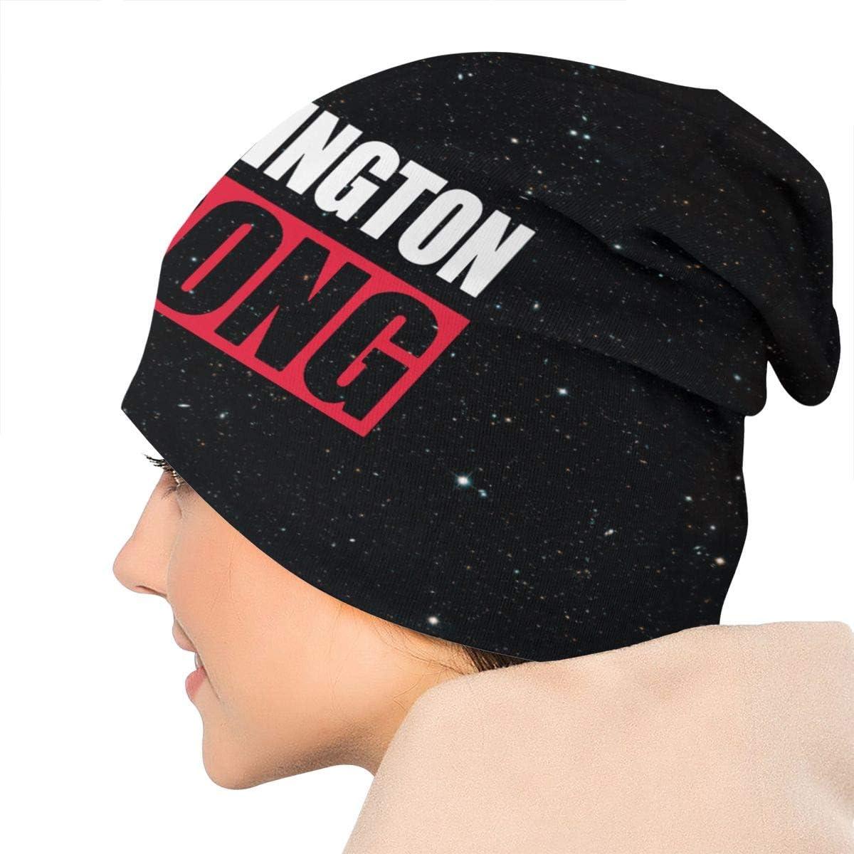 JINGUImao Washington Strong Unisex Warm Hat Knit Hat Skull Cap Beanies Cap