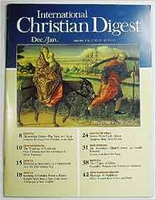 international christian digest volume 2 number 10 december january 1988 1989 j frederick. Black Bedroom Furniture Sets. Home Design Ideas