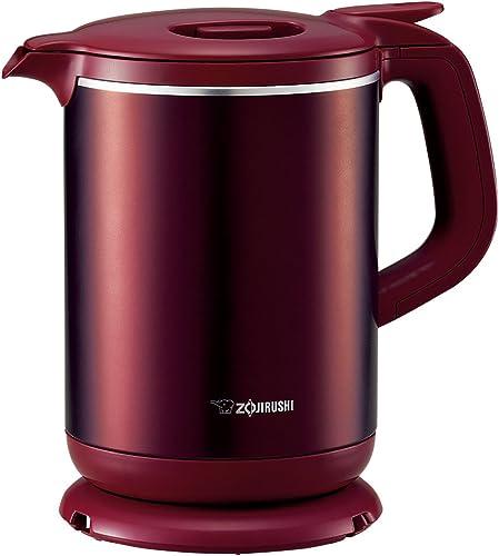 Zojirushi electric kettle 1.0L Metallic Red CK-AW10-RM