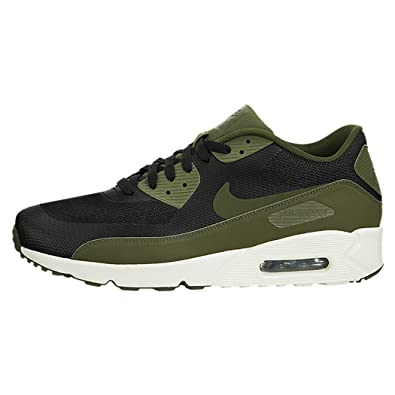 Nike Air Max 90 Ultra 2.0 Essential, Baskets Pour Homme Noir Noir - Noir -