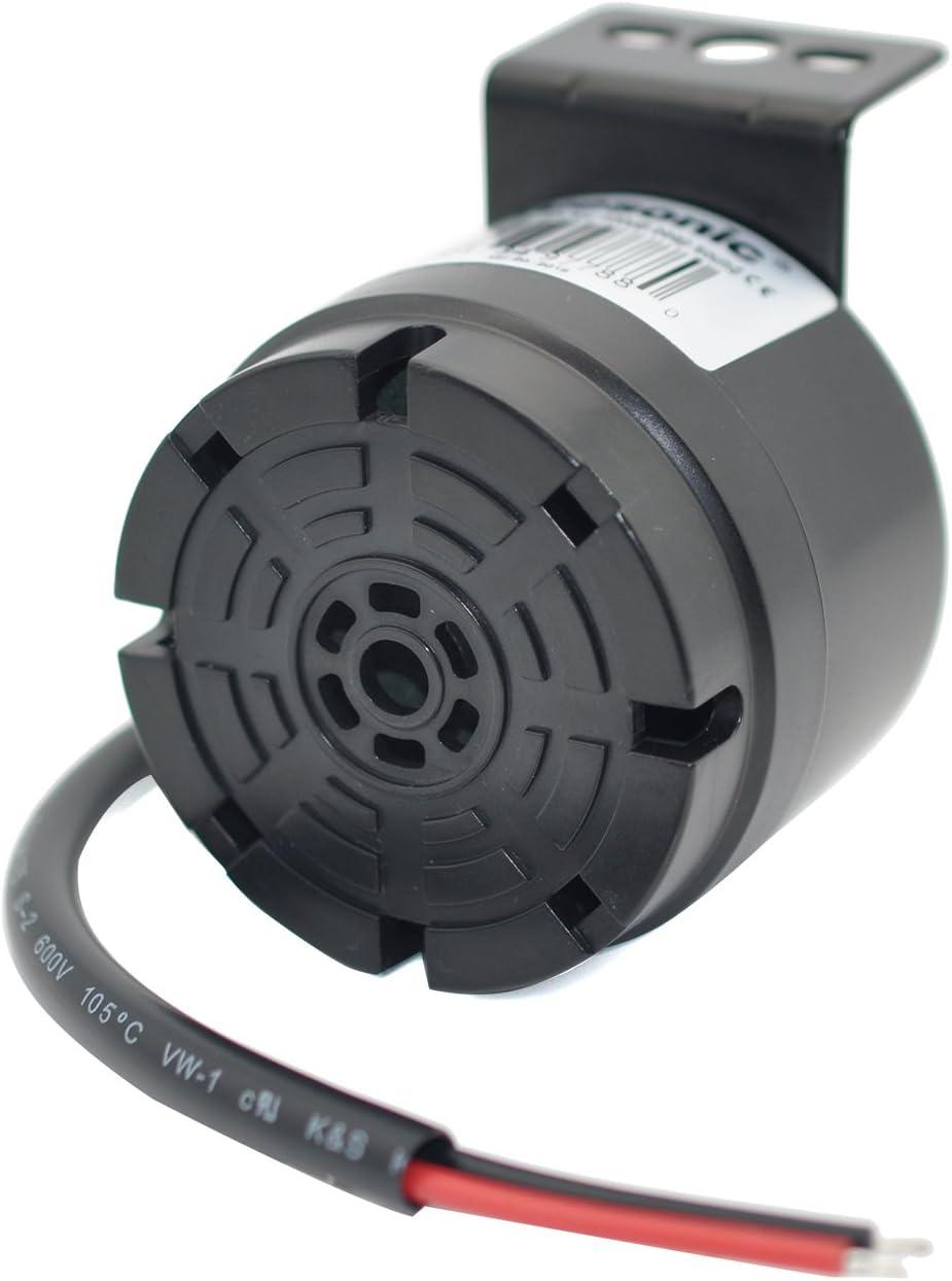 Yuesonic 100 Db Backup Alarm Rückfahrwarner Summer Für Elektronik