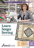 Learn Serger Sewing Class DVD