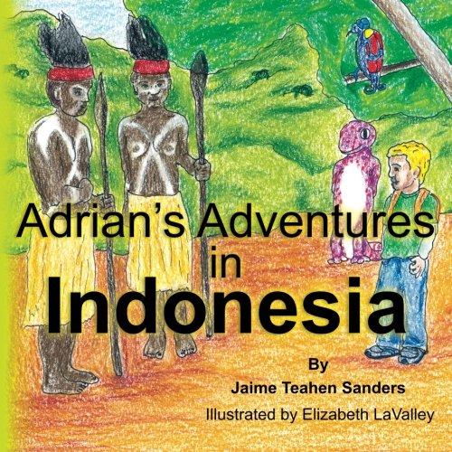 Download Adrian's Adventures in Indonesia pdf