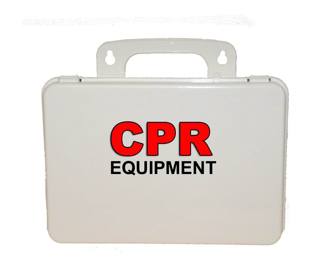 Think Safe NYS01 New York State Compliant CPR Kit