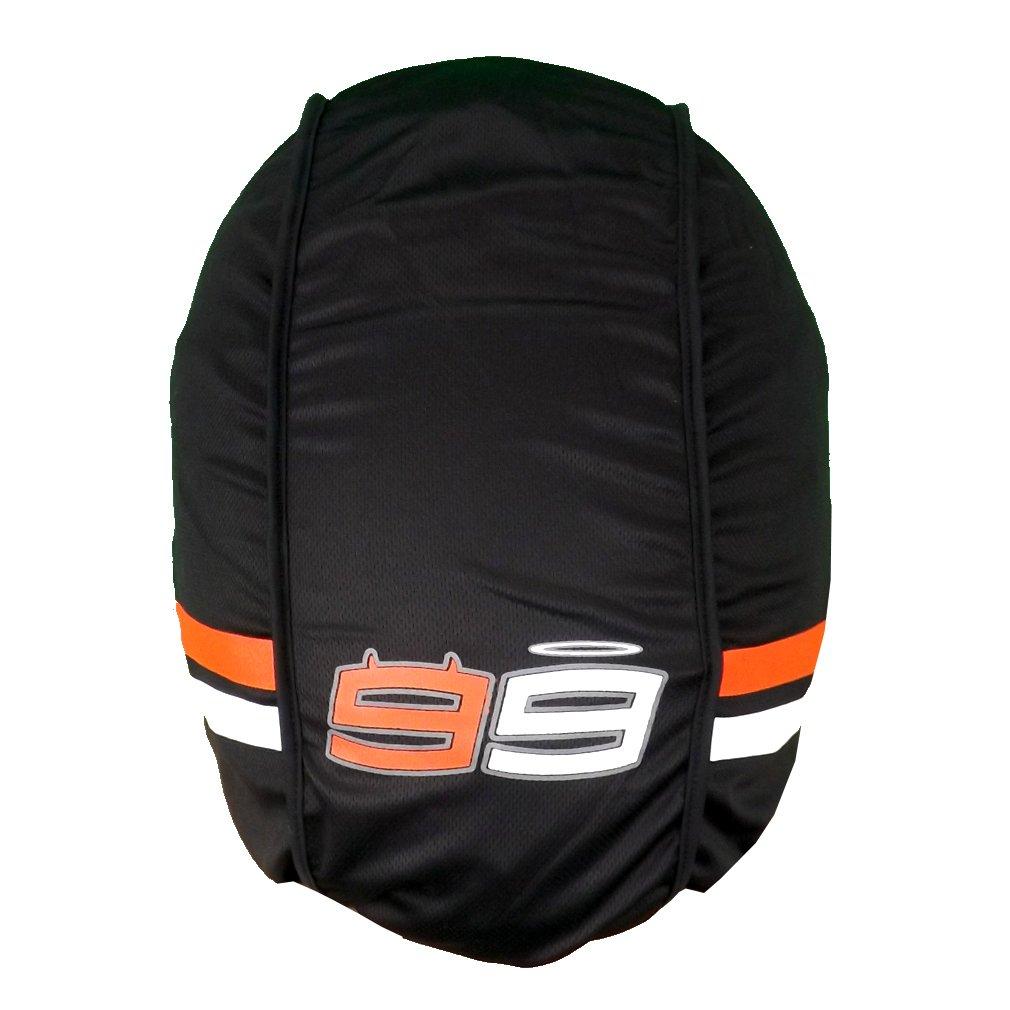 Jorge Lorenzo 99 Moto GP casco bolsa negra oficial de 2016 ...