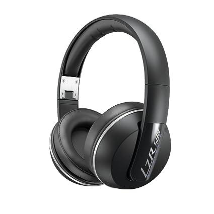 Magnat LZR 588 - Auriculares de Diadema Cerrados, Color Negro