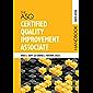 The ASQ Certified Quality Improvement Associate Handbook