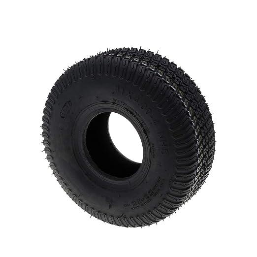 Neumático 4 pliegues Dimensions 11 x 400 x 4 para cortacésped con ...