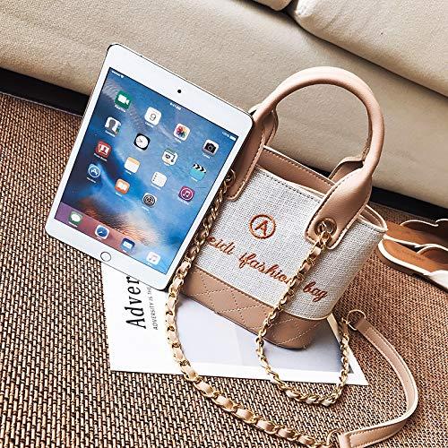 Messenger Para Bandolera Hombro Callejero Bolsos Bag rosa Adkx De Bolso Mujer 5E0YwqqxZ