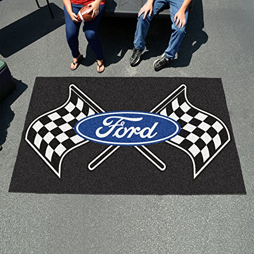 NASCAR Ford Flags Ultimate Mat, 60