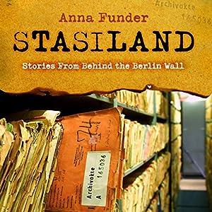 Stasiland Hörbuch